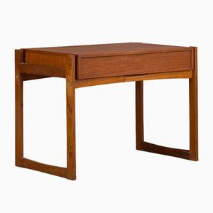 Dänischer Mid-Century Nachttisch aus Teak von Sigh & Søns Møbelfabrik