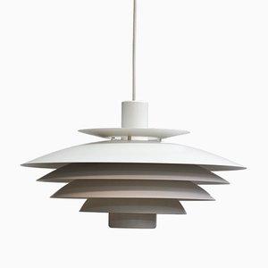 Lámpara colgante danesa Mid-Century de Form Light, años 60