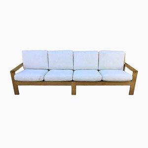 Dänisches 4-Sitzer Sofa, 1960er