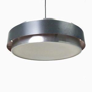Runde Dano Deckenlampe von Jo Hammerborg für Fog & Mørup, 1963