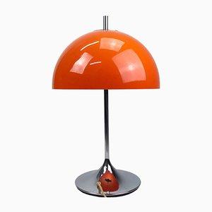 Lámpara de mesa alemana espacial, años 70