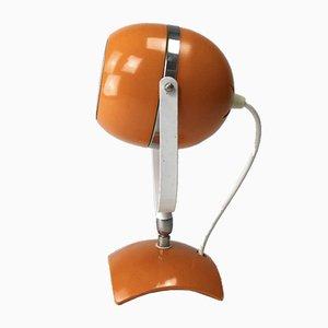 Lámpara de escritorio era espacial, años 70