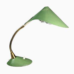 Deutsche Cobra Tischlampe von Cosack Leuchten, 1955