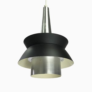 Danish Ceiling Lamp from Lyskaer, 1960s