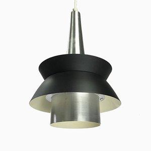 Lámpara de techo danesa de Lyskaer, años 60