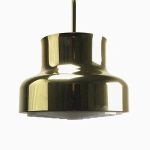 Lámpara colgante sueca de Anders Pehrsson para Ateljé Lyktan, años 60