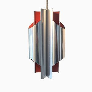 Mid-Century Pantre Ceiling Light by Bent Karlby for Lyfa