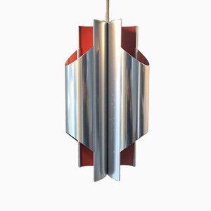 Plafonnier Pantre Mid-Century par Bent Karlby pour Lyfa