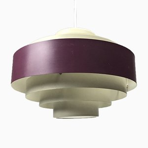 Vintage Ultra Ceiling Lamp by Jo Hammerborg for Fog & Mørup, 1963