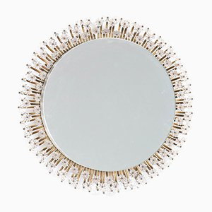 Mid-Century Wall Mirror by Emil Stejnar for Rupert Nikoll, 1950s