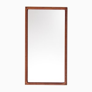 Large Teak Mirror by Aksel Kjaersgaard, 1960s