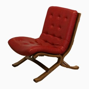 Easy Chair by Ingmar Relling for Westnofa, 1970s