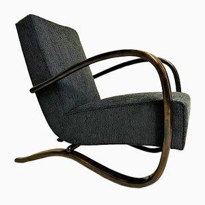 Silla vintage de Jindřich Halabala para Thonet, años 30