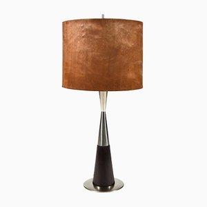 Lámpara de mesa modelo 8058 de Stilnovo, años 60