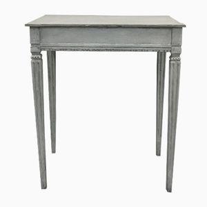 Tavolino in stile gustaviano, XIX secolo