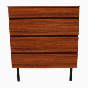 Tola Wood Chest of Drawers from Meredew, 1960s