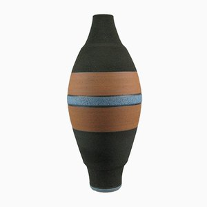 Pottery Vase by Fritz Rossmann, 1993
