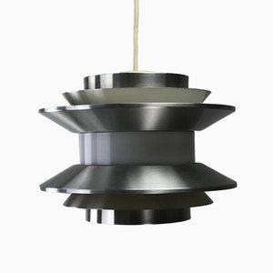 Lámpara de techo Mid-Century de Carl Thore para Granhaga