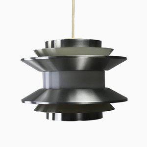 Mid-Century Modern Ceiling Light by Carl Thore for Granhaga Metal