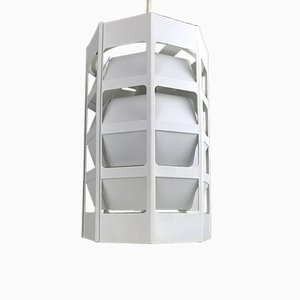 Dänische Vintage Deckenlampe von Poul Gernes für Louis Poulsen