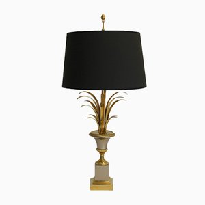 French Table Lamp from Maison Charles, 1960s
