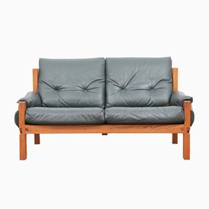 Model S22 Sofa by Pierre Chapo, 1970s