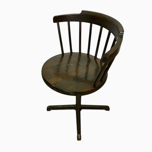Vintage Industrial Swedish E10 Chair from Nesto, 1970s
