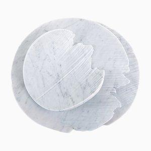 Monolith Round Platter by Shira Keret, 2013