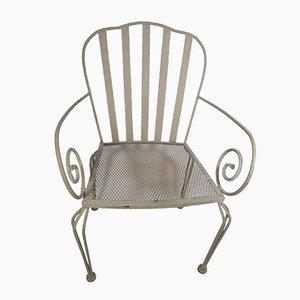 Spanische Gartenstühle aus Eisen, 1970er