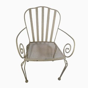 Spanish Iron Garden Armchair, 1970s