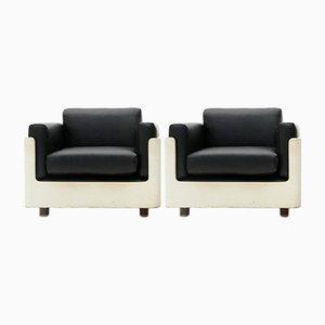 Vintage Sessel von Mario Scheinchenbauer für Zanotta, 1960er, 2er Set