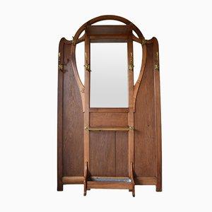 Mueble de recibidor modernista de Gustave Serrurier-Bovy