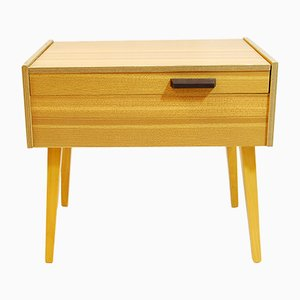 Mid-Century German Nightstand or Toolbox, 1970s