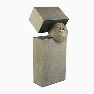 Kunstfigur aus Keramik von Hilbert Boxem, 1973
