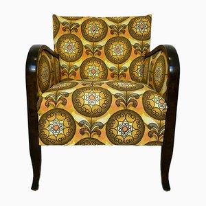 Schwedischer Art Deco Sessel aus Birke