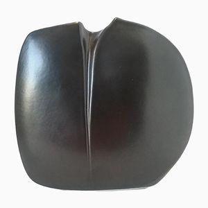 Vintage Porcelain Vase from Virebent