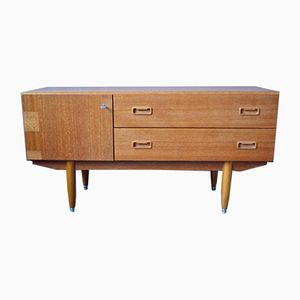 Small Scandinavian Sideboard, 1960s