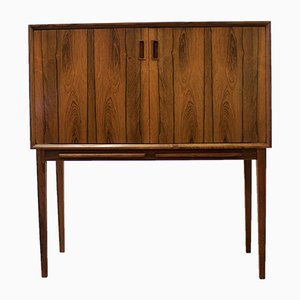 Mid-Century Danish Rosewood Drinks Cabinet from Bornholm, 1960s
