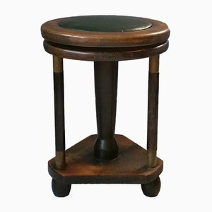 Art Deco Piano Stool, 1930s