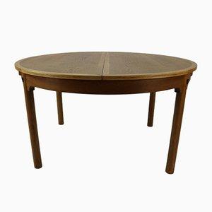 Table de Salle à Manger Extensible Scandinave Vintage en Chêne par Børge Mogensen pour Karl Andersson & Söner