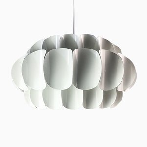 Vintage Swiss Pendant Lamp from Temde, 1960s