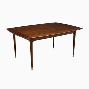 Vintage Dining Table by John Keal for Brown Saltman