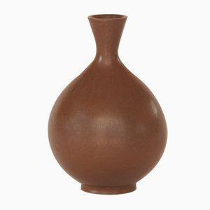Mid-Century Selecta Stoneware Vase by Berndt Friberg for Gustavsberg, 1960s