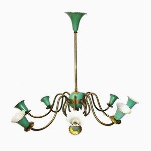 Lámpara de techo italiana Mid-Century