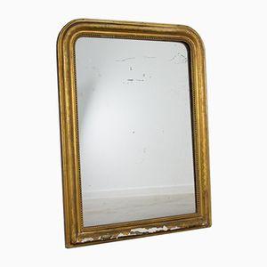 19th-Century French Louis Philipe Mirror