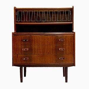 Danish Rosewood Cabinet or Dresser, 1960s