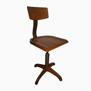 Vintage German Swivel Chair
