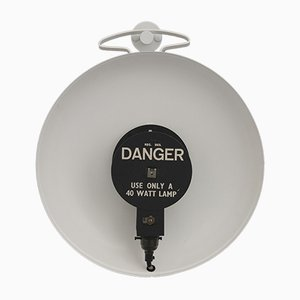 Halo Wandlampe von Belling, 1950er