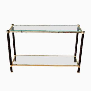 Vintage French Console Table, 1980s