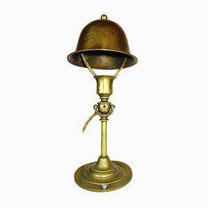 Lámpara de mesa o pared náutica regulable antigua